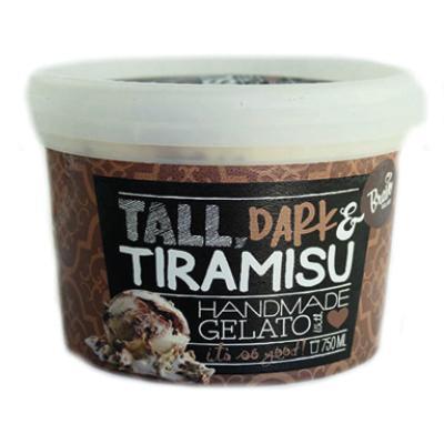 Tall,Dark & Tirmisu (6/CTN)