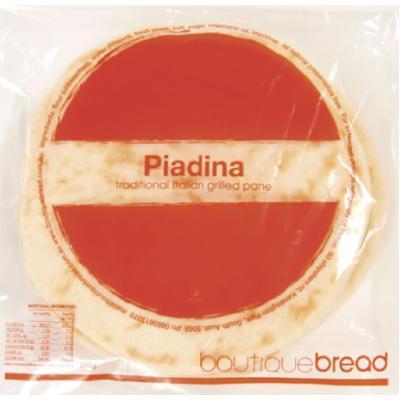 RED Piadina Thin Flatbread 5pc (6/CTN)