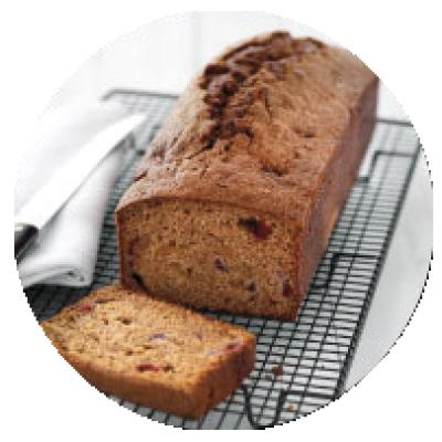 Pear and Raspberry Bread WHOLE 2.2kg (LOAF)