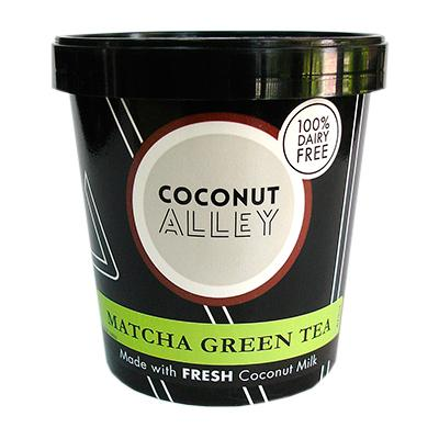 Matcha Green Tea Coconut Icecream (8/CTN)