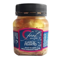 Garlic Prawns (6/CTN) - Click for more info