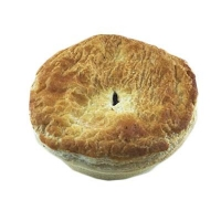 Chunky Steak Pie UNWRAPPED - Click for more info