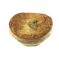 Pepper Steak Pie  UNWRAPPED (6/PACK) - Click for more info