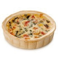 Spinach Quiche (6/PACK) - Click for more info