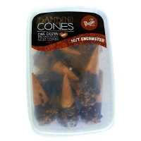 Premium Nut Encrusted Bambino Cones (6/CTN) - Click for more info