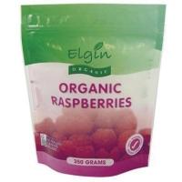 Organic Frozen Raspberries (12/CTN) - Click for more info