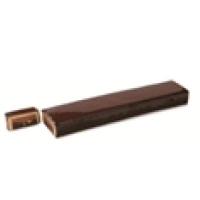Log Gianduja Chocolate 980g (TRAY) - Click for more info