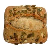 Gourmet Pumpkin Seed Roll (50/CTN) - Click for more info