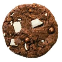 Double Chocolate Chunk Cookie Dough(156/CTN) - Click for more info