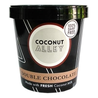 Double Choc Coconut Icecream (8/CTN) - Click for more info