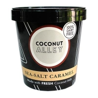 Sea Salt & Caramel Coconut Icecream (8/CTN) - Click for more info