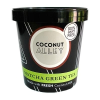 Matcha Green Tea Coconut Icecream (8/CTN) - Click for more info