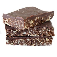 Gluten Free Paleo Choc Nut Fudge 15pc - Click for more info
