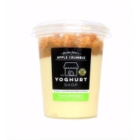 Aunty Janes Apple Crumble Yoghurt (6/CTN) - Click for more info