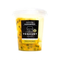 Passionately Passionfruit Yoghurt (6/CTN) - Click for more info